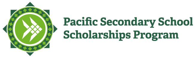 Pacific Secondary School Scholarships Program